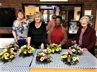Flower Arranging Alison Gallant